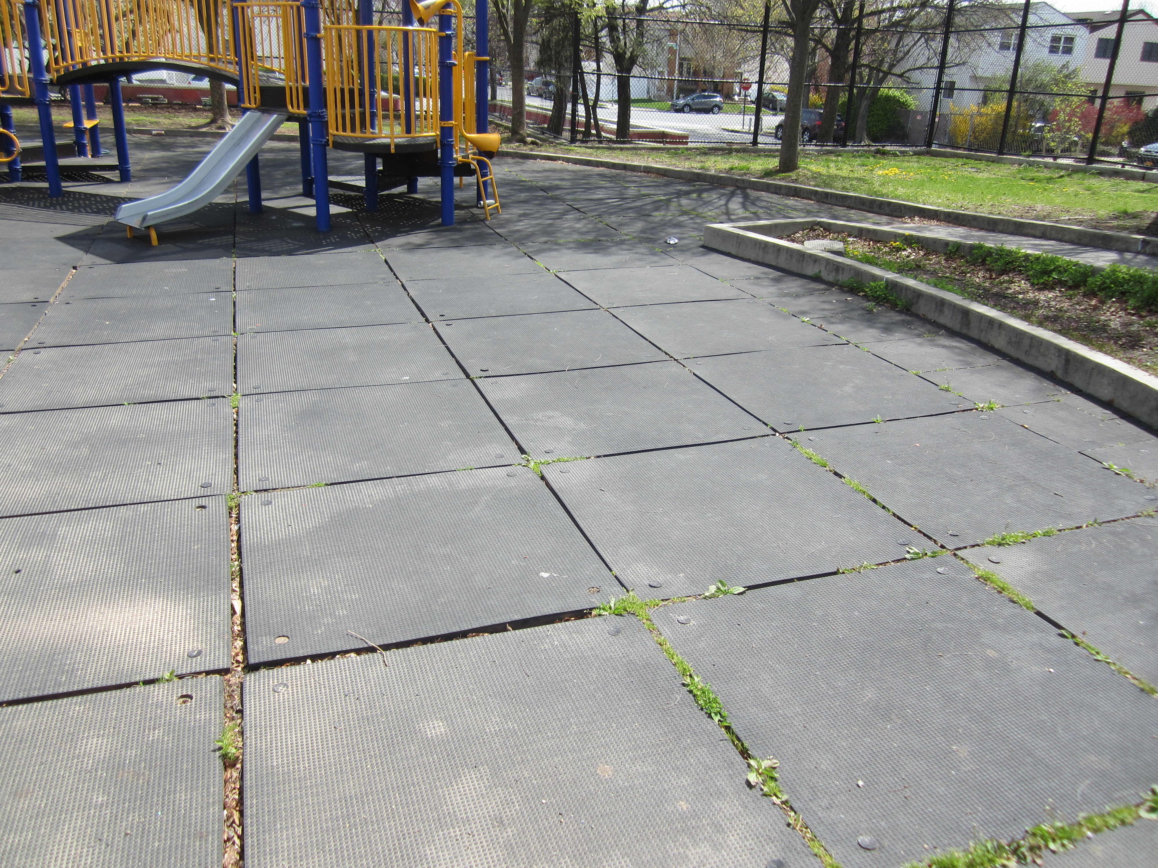 P.S. 32 New Safety Surfacing