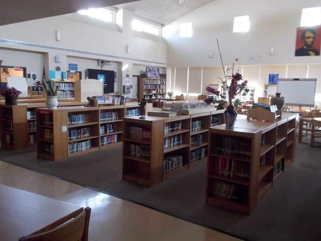 Q137 Library Carpet