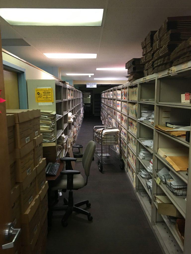 Q800 Office Renovation