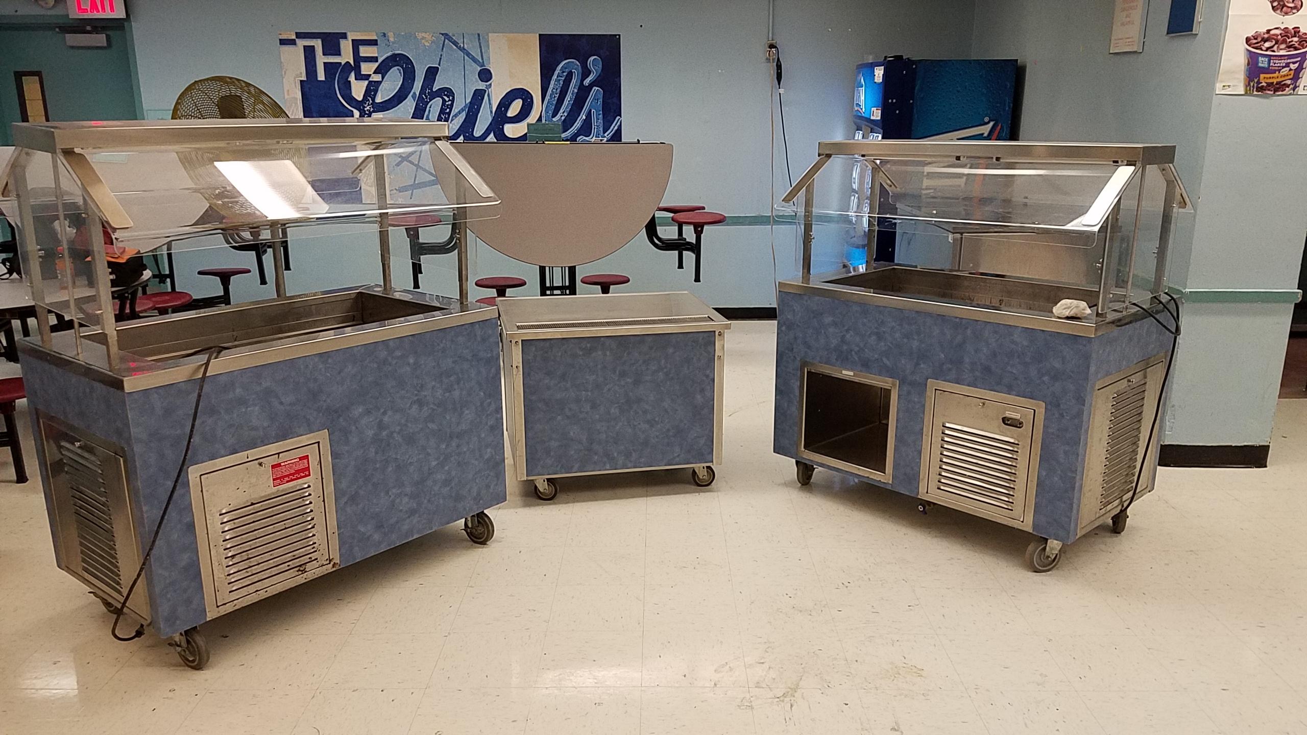 K500 Canarsie High School Cafeteria