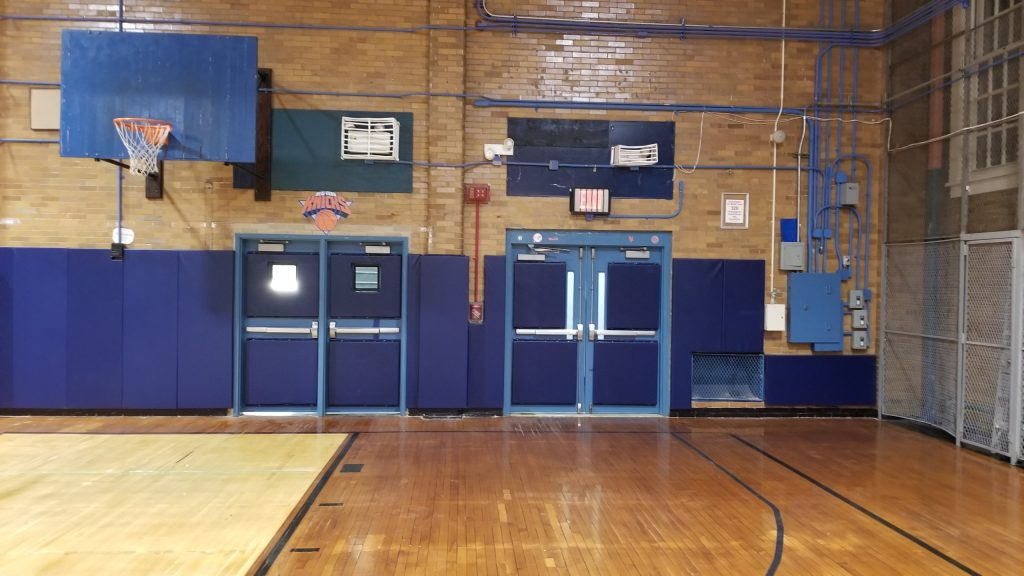 K220 3rd & 5th Floor Gyms